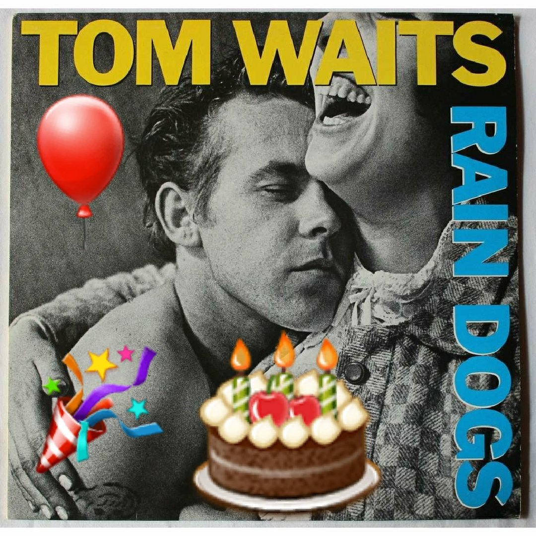 Happy 32nd Birthday to Rain Dogs, the Best Album Ever Recorded by Mortals